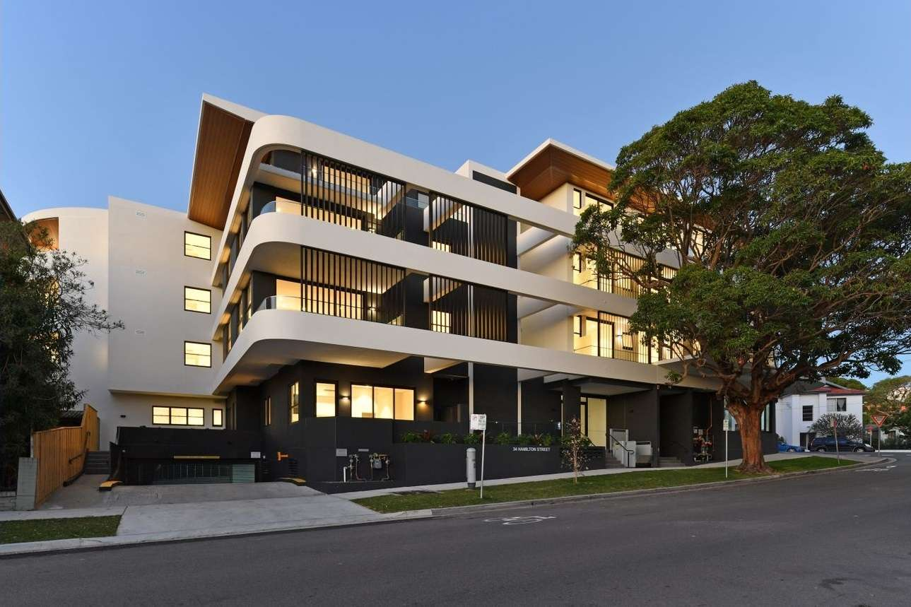 Main view of Homely apartment listing, 7/34 Hamilton Street, Rose Bay, NSW 2029