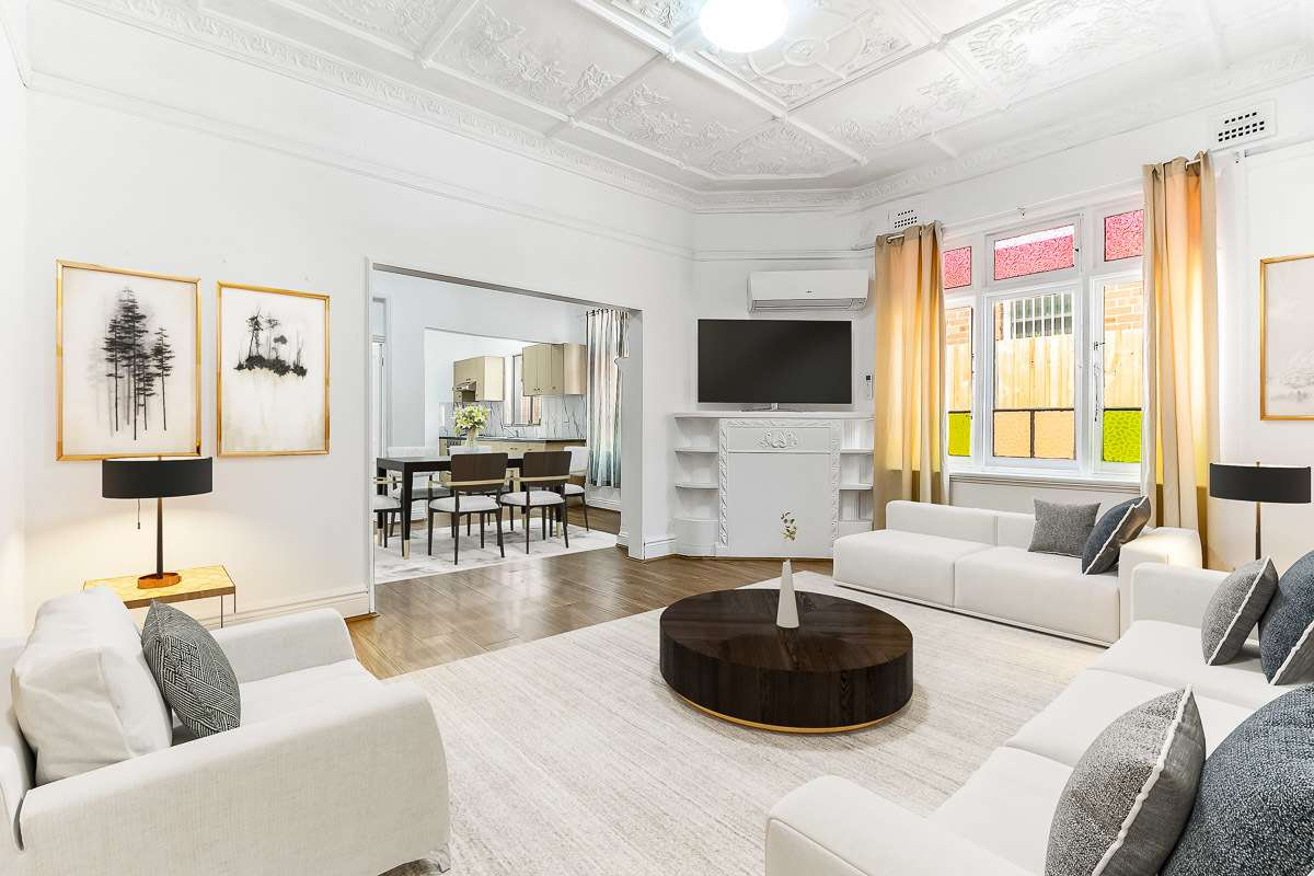Main view of Homely house listing, 73 Waratah Street, Haberfield, NSW 2045