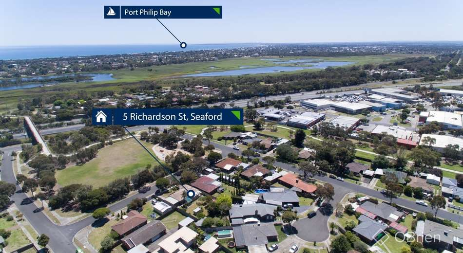 5 Richardson Street, Seaford VIC 3198