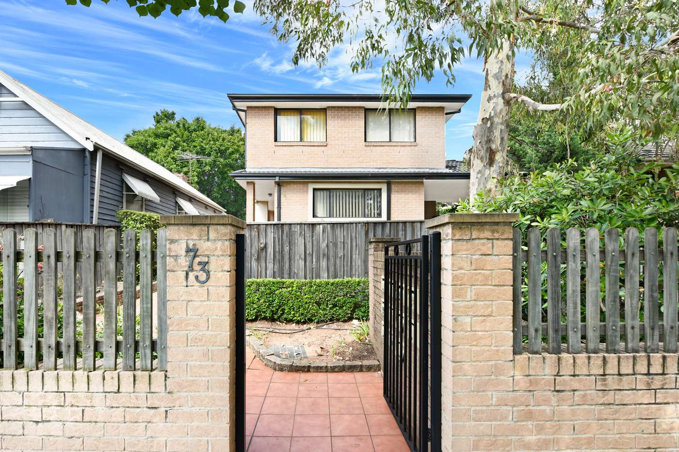 Main view of Homely townhouse listing, 10/73 Underwood Road, Homebush, NSW 2140