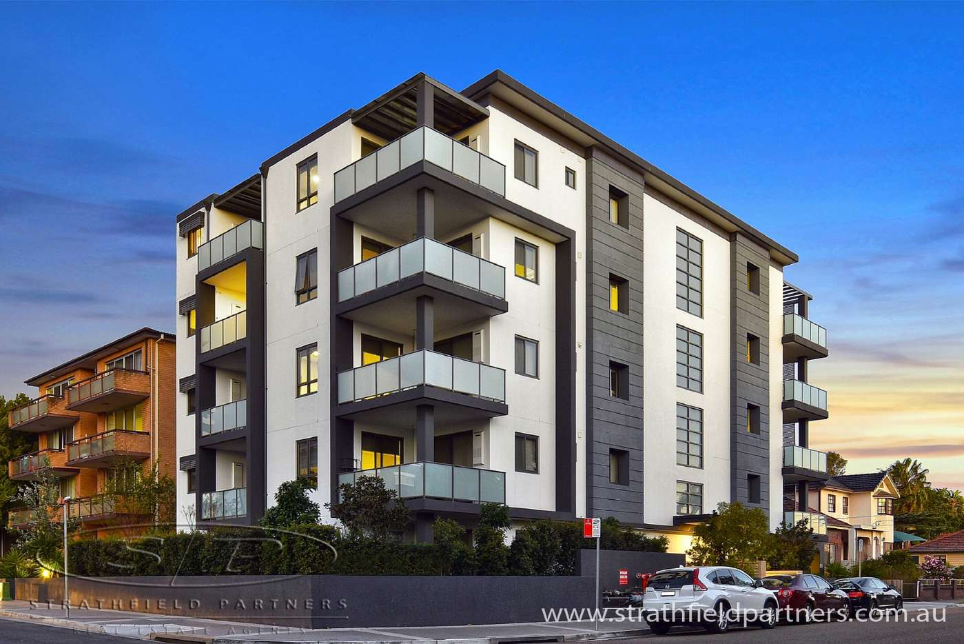 Main view of Homely apartment listing, 7/60 Belmore Street, Burwood, NSW 2134