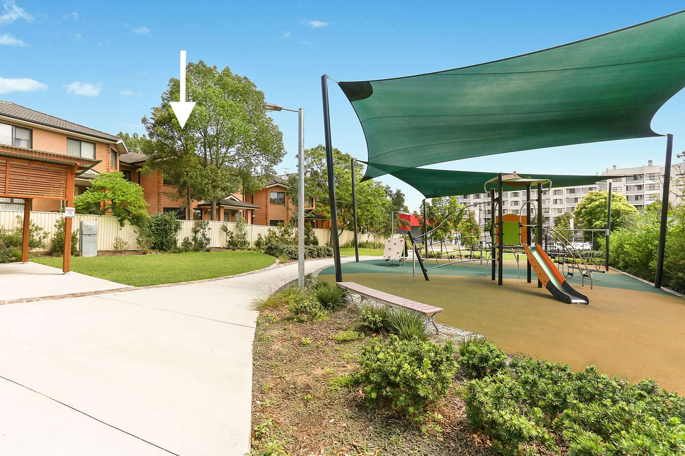 Main view of Homely townhouse listing, 3/31 Loftus Crescent, Homebush, NSW 2140