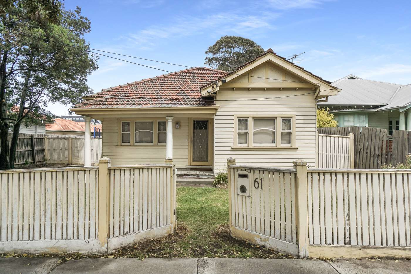 Main view of Homely house listing, 61 Challis Street, Newport, VIC 3015