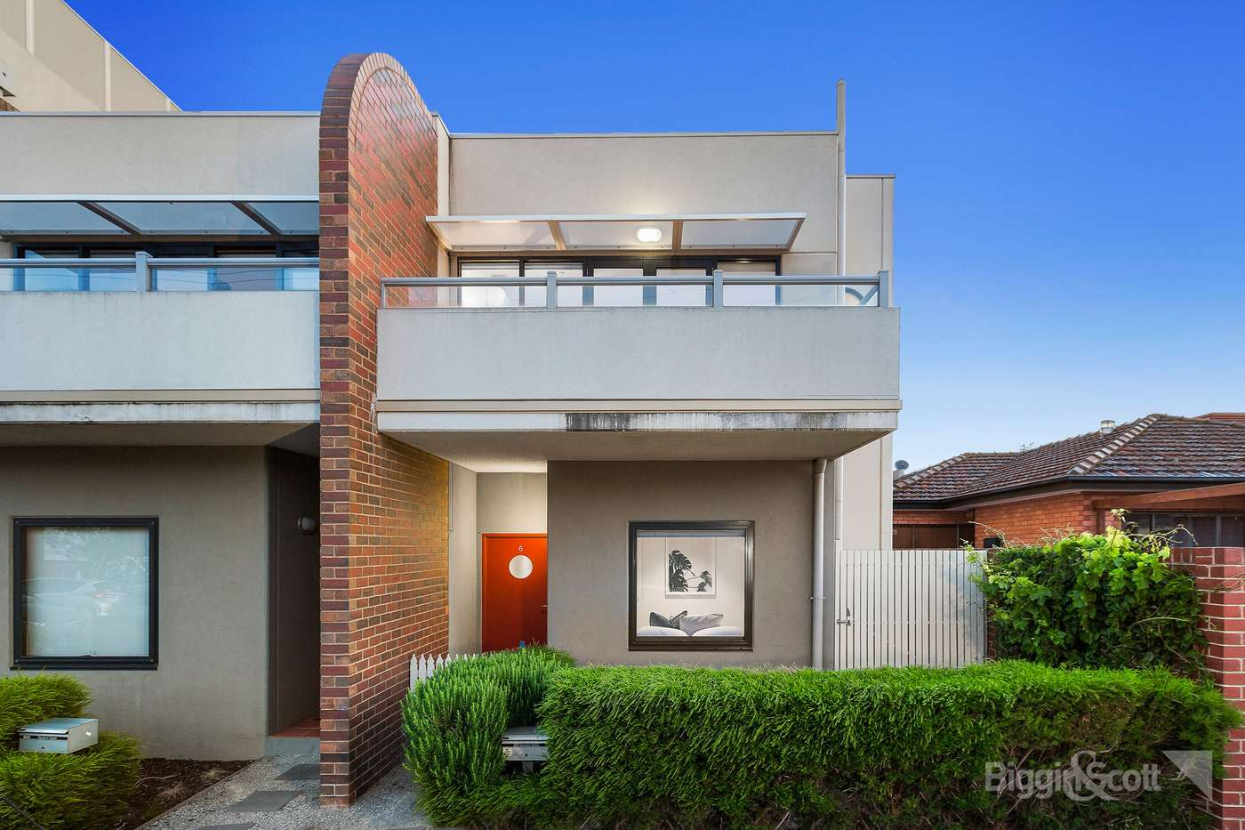 Main view of Homely house listing, 6/21 Goulburn Street, Yarraville, VIC 3013