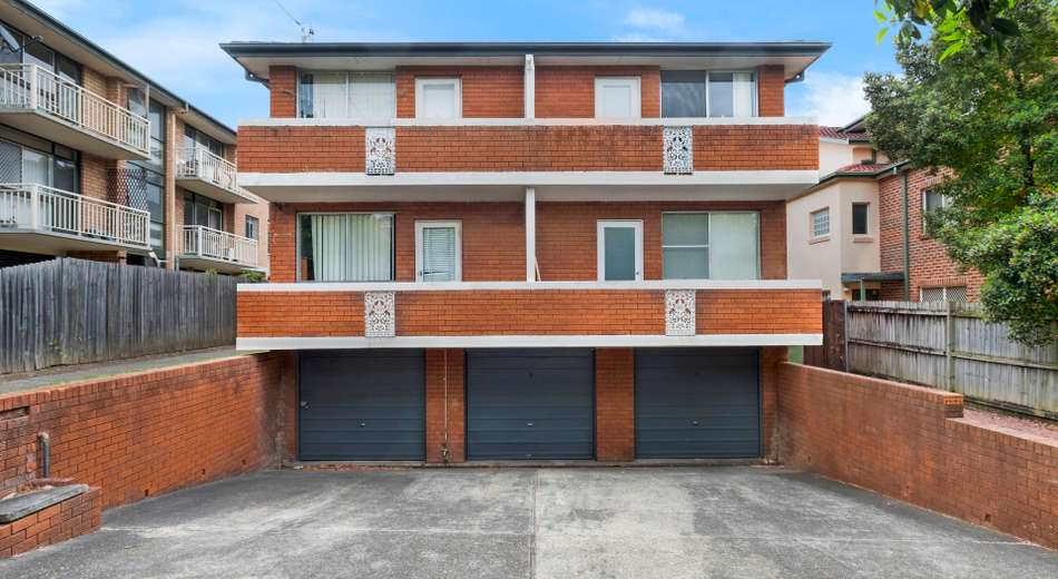 2/7 Hornsey Road, Homebush West NSW 2140