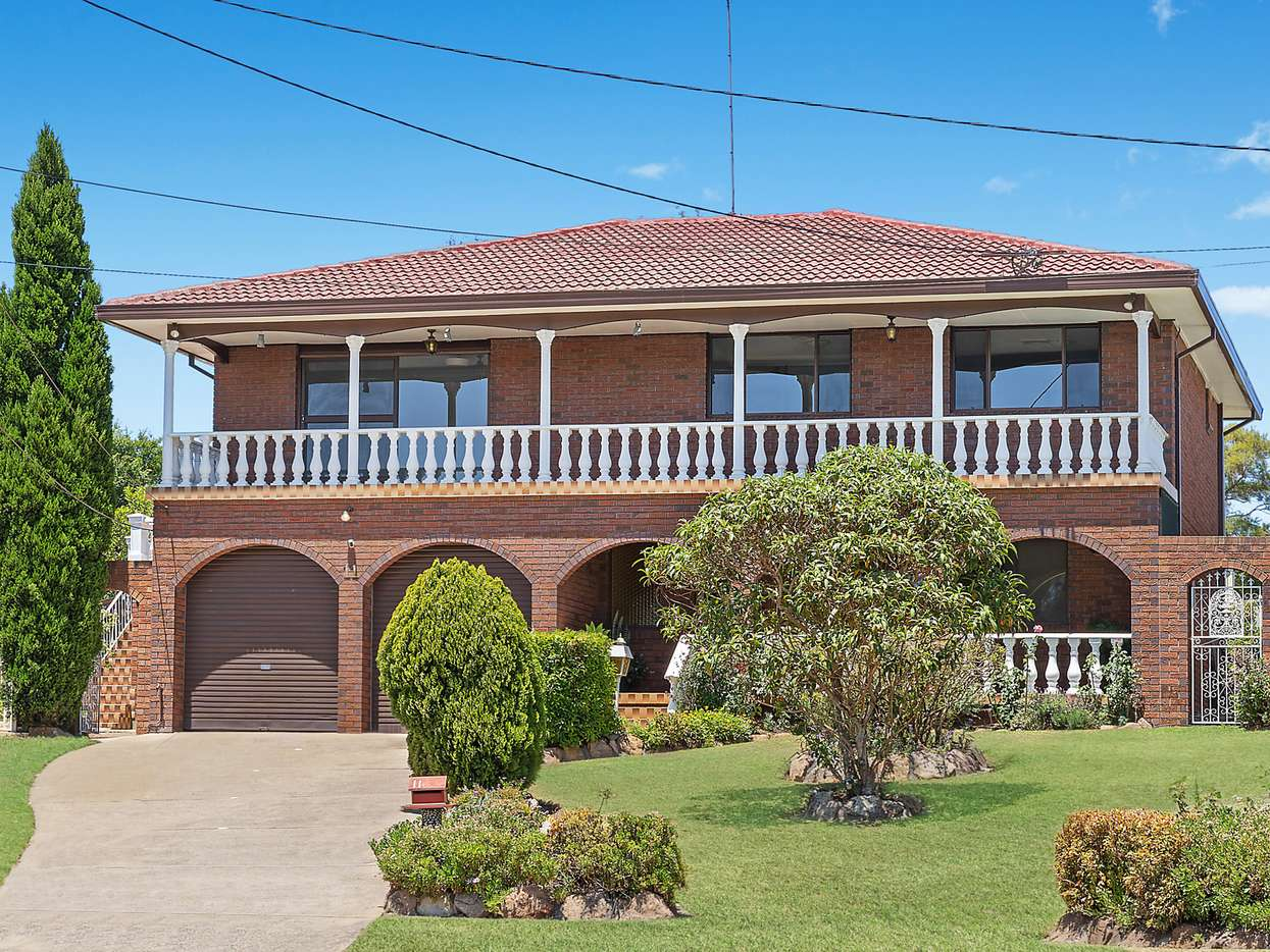 Main view of Homely house listing, 11 Ryan Street, St Marys, NSW 2760