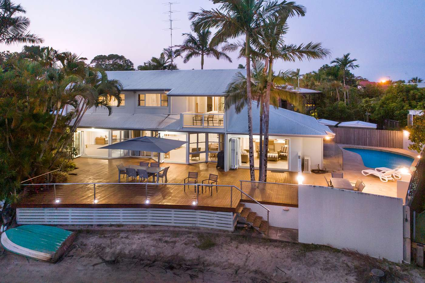 Main view of Homely house listing, 11 Key Court, Noosa Heads, QLD 4567
