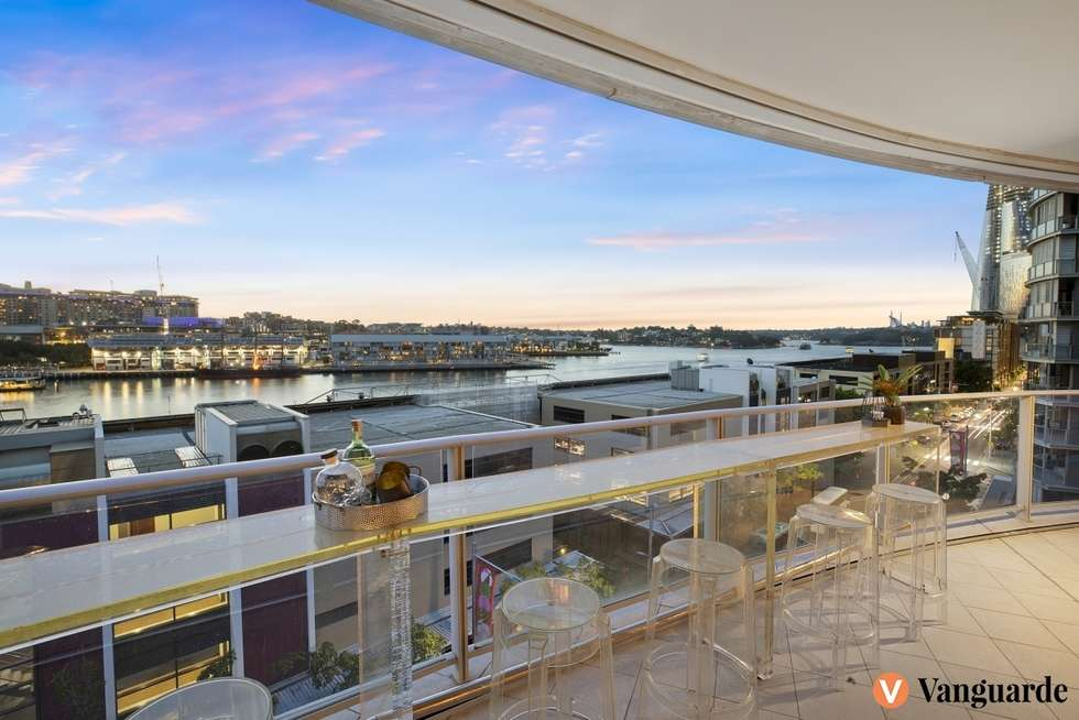 Second view of Homely apartment listing, 704/35 Shelley Street, Sydney NSW 2000