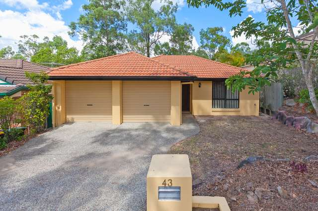 43 Yale Circuit, Forest Lake QLD 4078