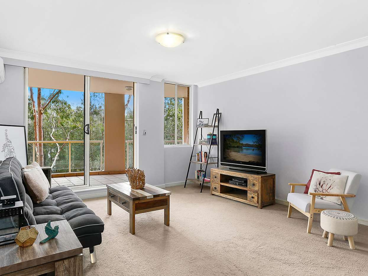 Main view of Homely apartment listing, 307/4 Wentworth Drive, Liberty Grove, NSW 2138