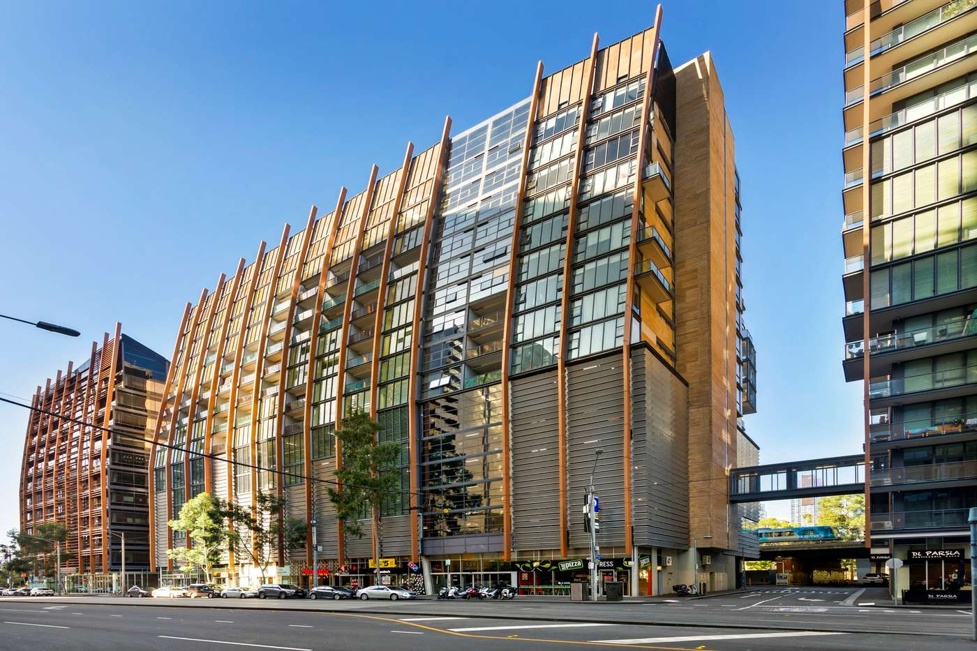 Main view of Homely apartment listing, 723/555 Flinders Street, Melbourne, VIC 3000