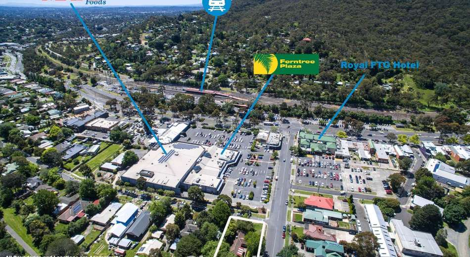 1 Mount View Road, Upper Ferntree Gully VIC 3156