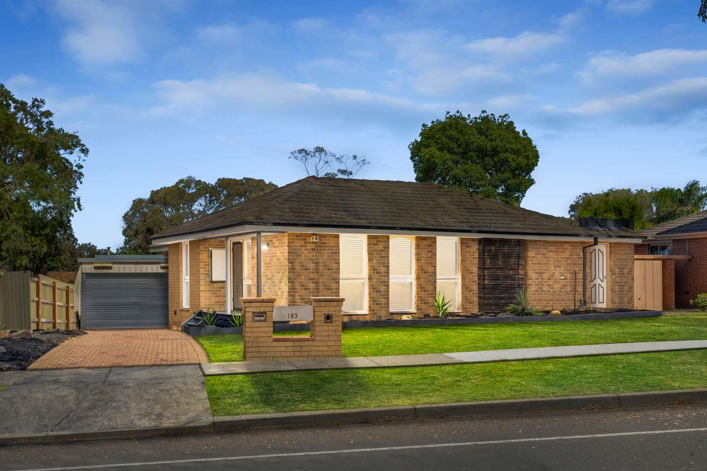 Main view of Homely house listing, 163 Mill Park Drive, Mill Park, VIC 3082