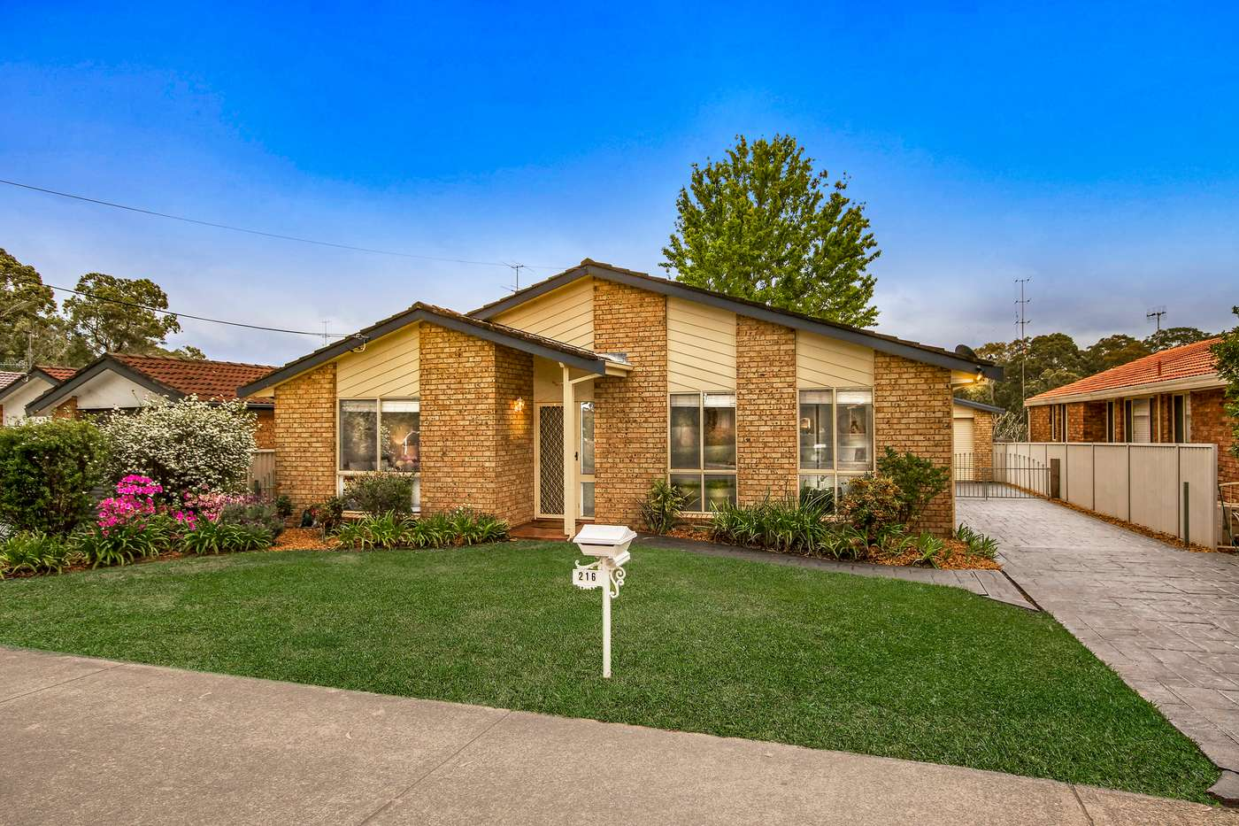 Main view of Homely house listing, 216 Pollock Avenue, Wyong, NSW 2259