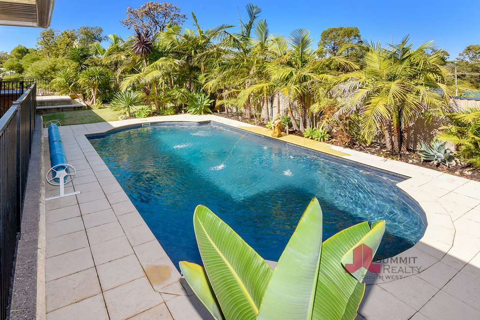 Second view of Homely house listing, 18 Sandpiper Parade, Australind WA 6233
