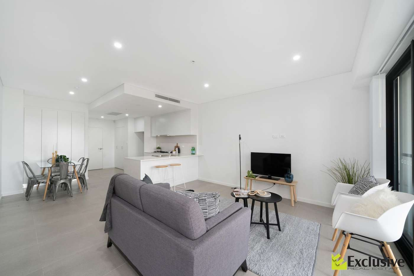 Main view of Homely apartment listing, 303/153 Parramatta Road, Homebush, NSW 2140