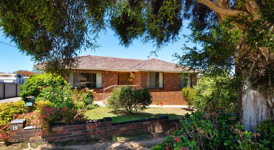 15 Ray Street, Castlemaine VIC 3450