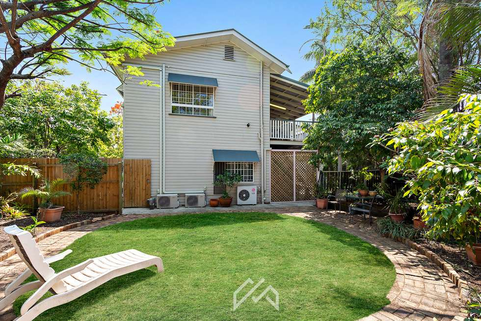 Second view of Homely house listing, 112 Allen Street, Hamilton QLD 4007