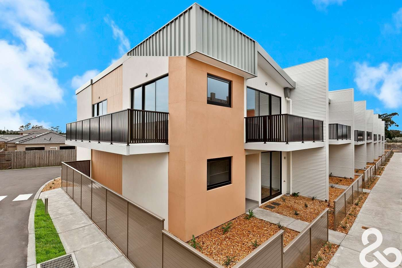 Main view of Homely townhouse listing, 8/84 Epping Road, Epping, VIC 3076