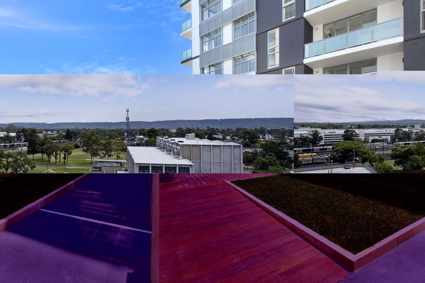 Fifth view of Homely apartment listing, 931/1-39 Lord Sheffield Circuit, Penrith NSW 2750