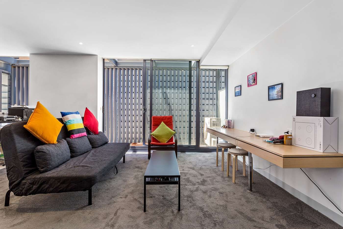 Main view of Homely unit listing, 301/565 Flinders Street, Melbourne, VIC 3000