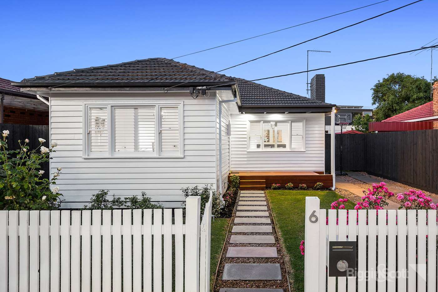 Main view of Homely house listing, 6 Kent Street, Yarraville, VIC 3013
