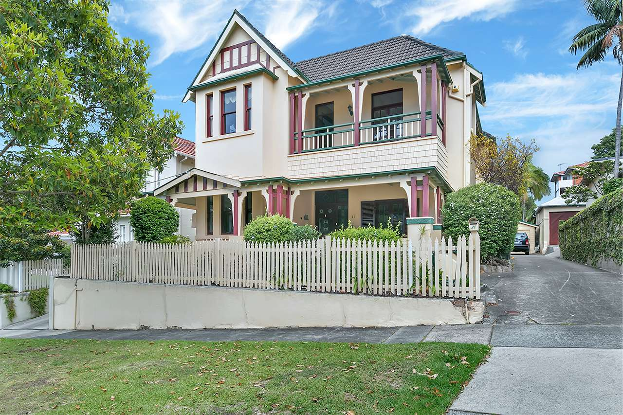 Main view of Homely house listing, 21 Margaret Street, Fairlight, NSW 2094