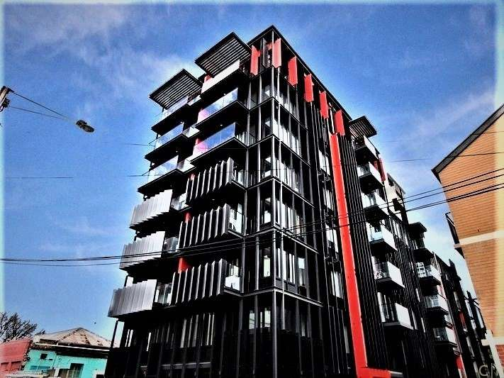 Main view of Homely apartment listing, 206/252 Flinders Street, Adelaide, SA 5000