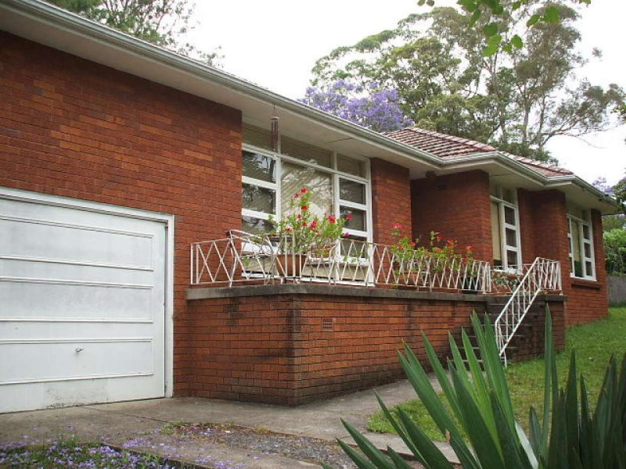 Main view of Homely house listing, 4 Currong Place, South Turramurra, NSW 2074