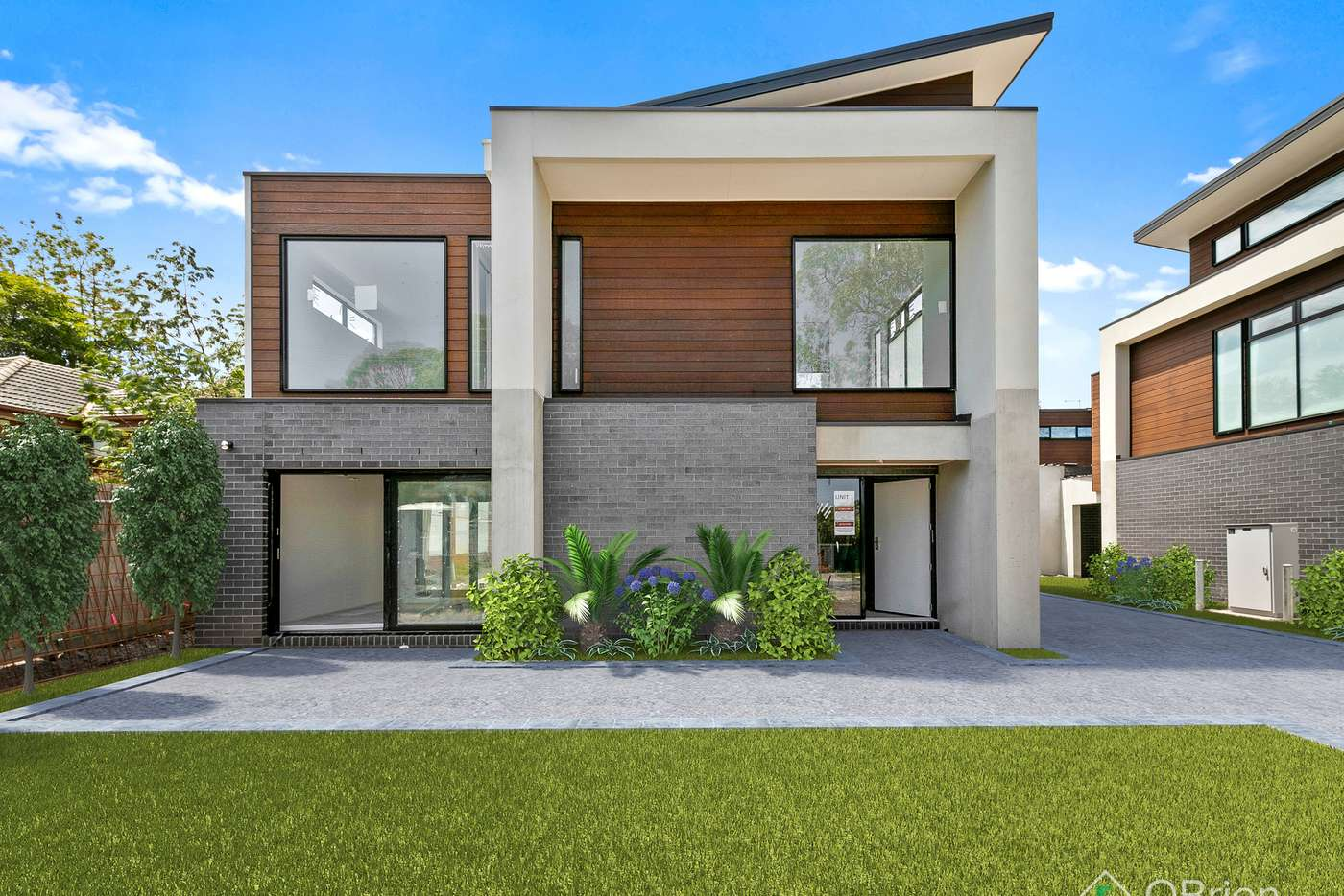 Main view of Homely townhouse listing, 2 or 3/26-28 Screen Street, Frankston VIC 3199