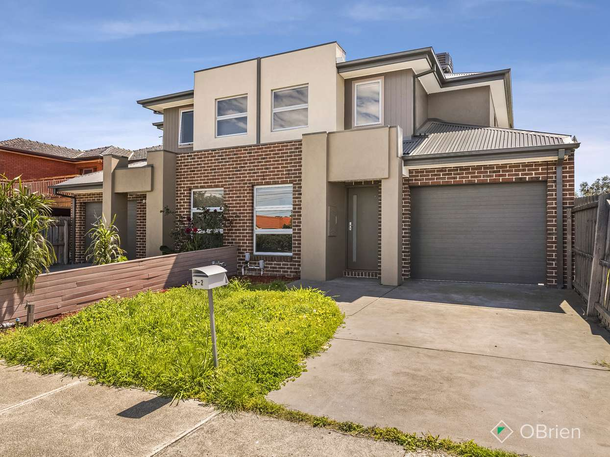 Main view of Homely townhouse listing, 2/2 Arndell Street, Thomastown, VIC 3074