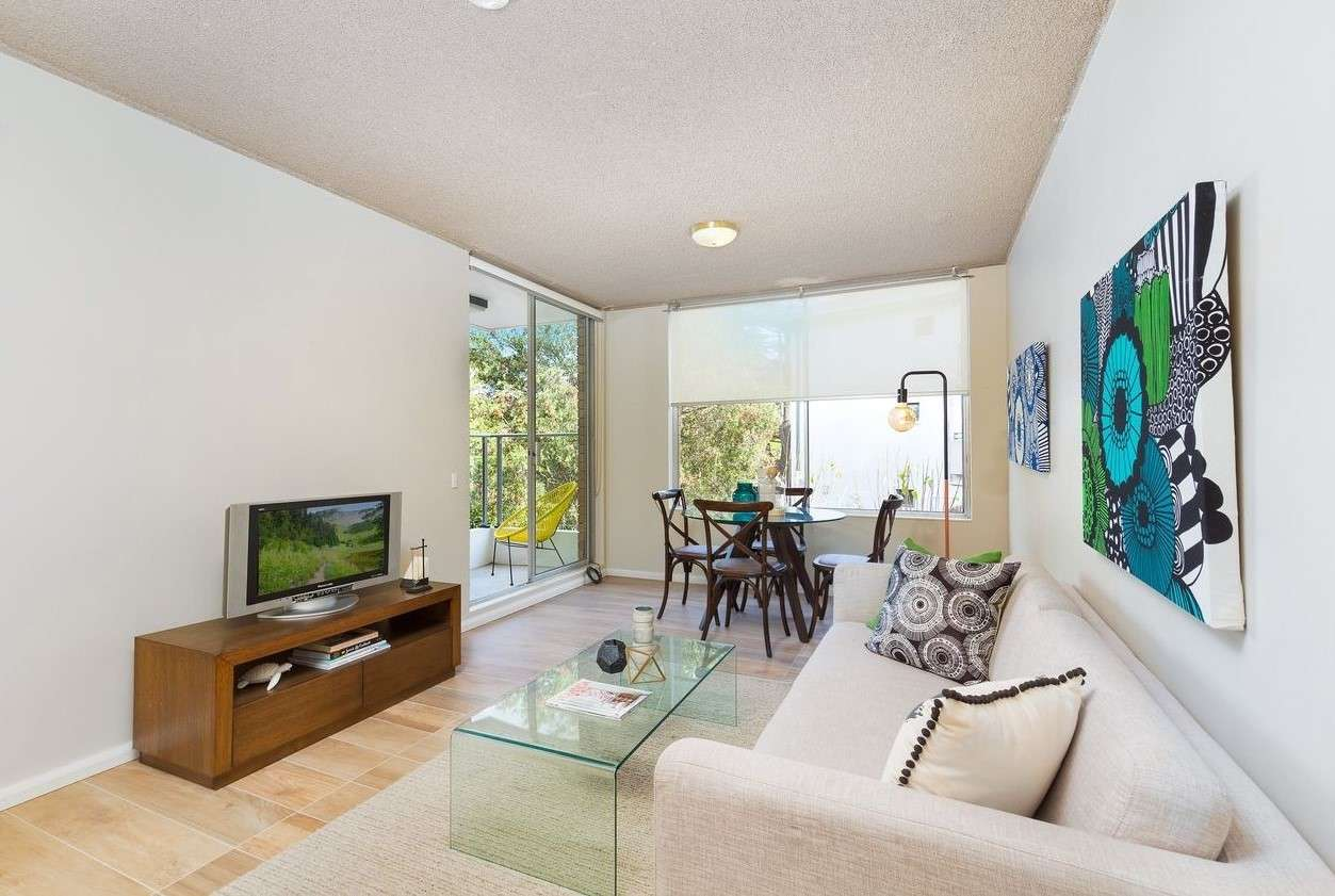 Main view of Homely unit listing, 4/34-36 Sinclair Street, Wollstonecraft, NSW 2065