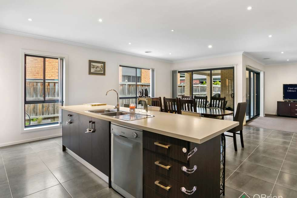 Third view of Homely house listing, 1 Benmar Place, Lyndhurst VIC 3975