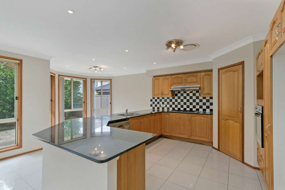 Second view of Homely house listing, 41 Sovereign Avenue, Kellyville Ridge NSW 2155
