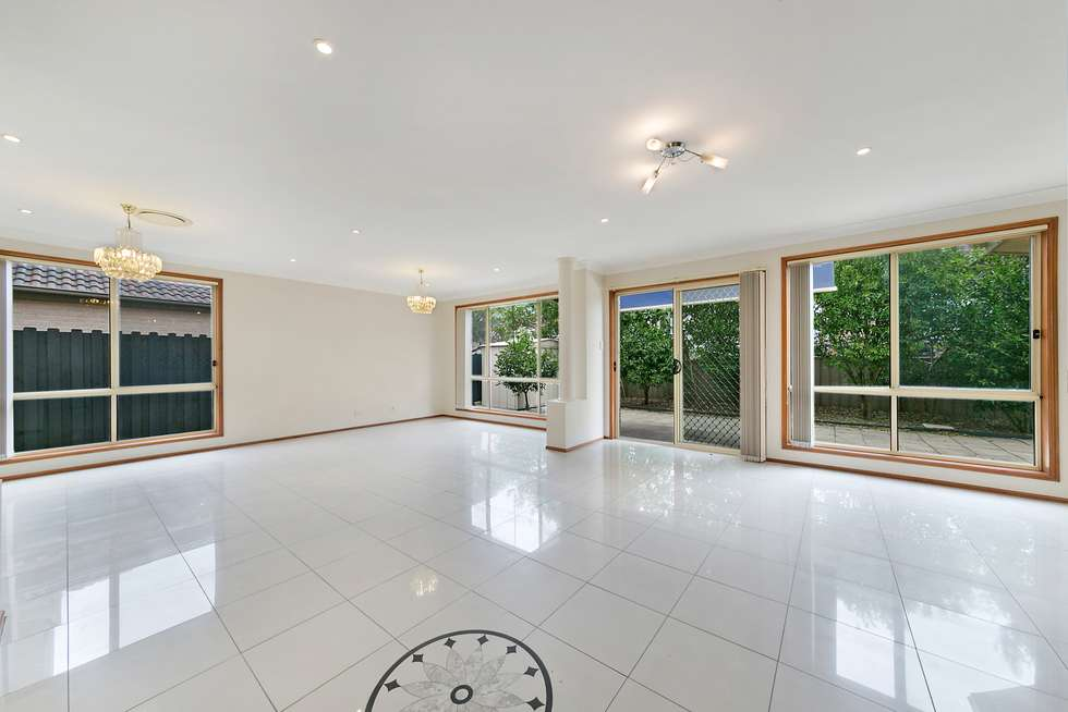Third view of Homely house listing, 41 Sovereign Avenue, Kellyville Ridge NSW 2155