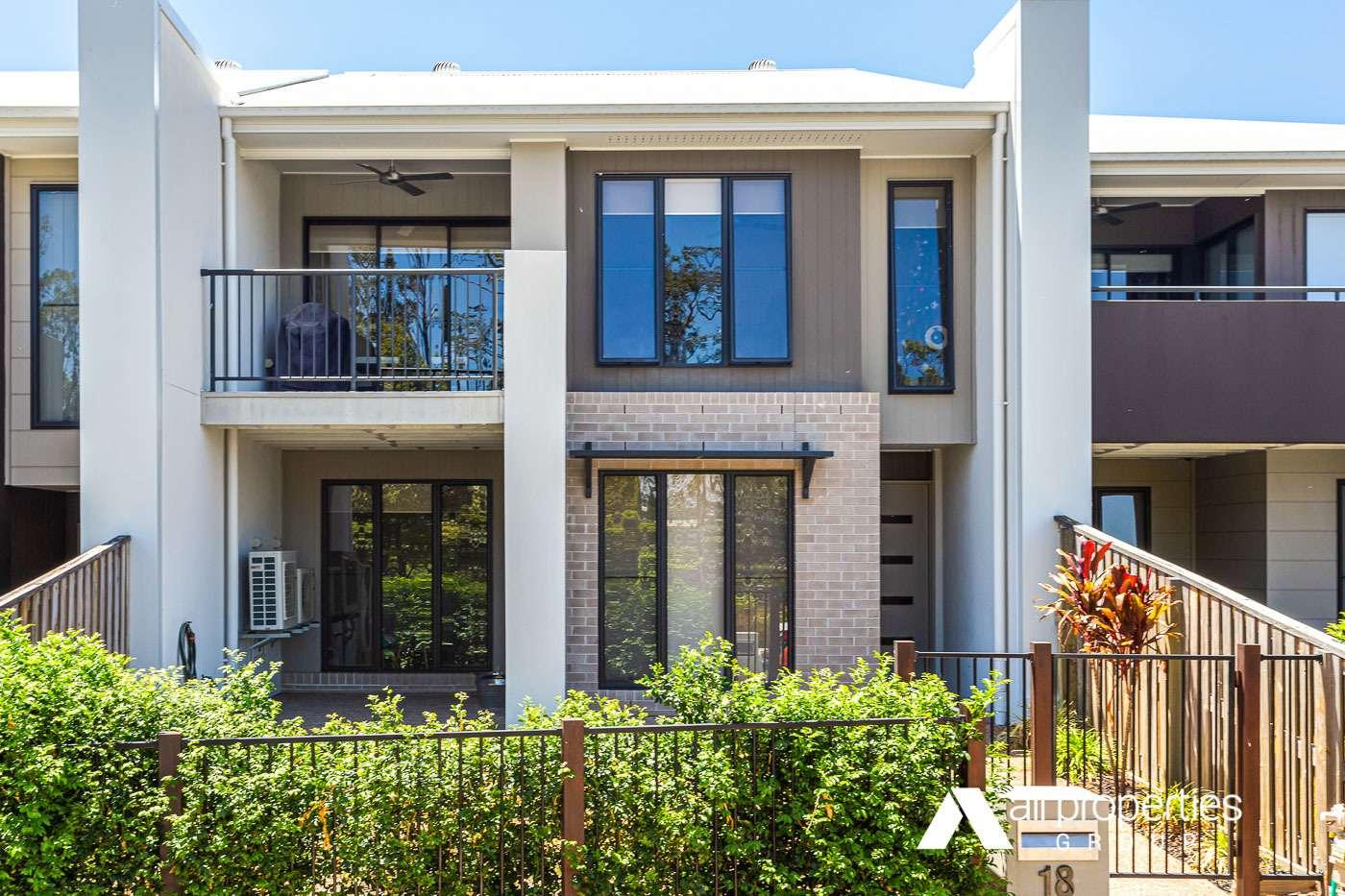 Main view of Homely house listing, 18 Garragul Drive, Yarrabilba, QLD 4207