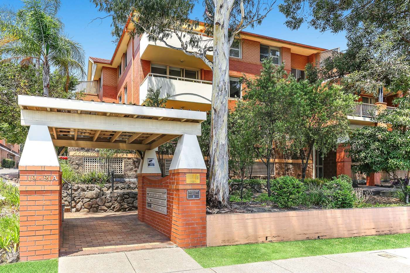 Main view of Homely apartment listing, 9A/19-21 George Street, North Strathfield, NSW 2137