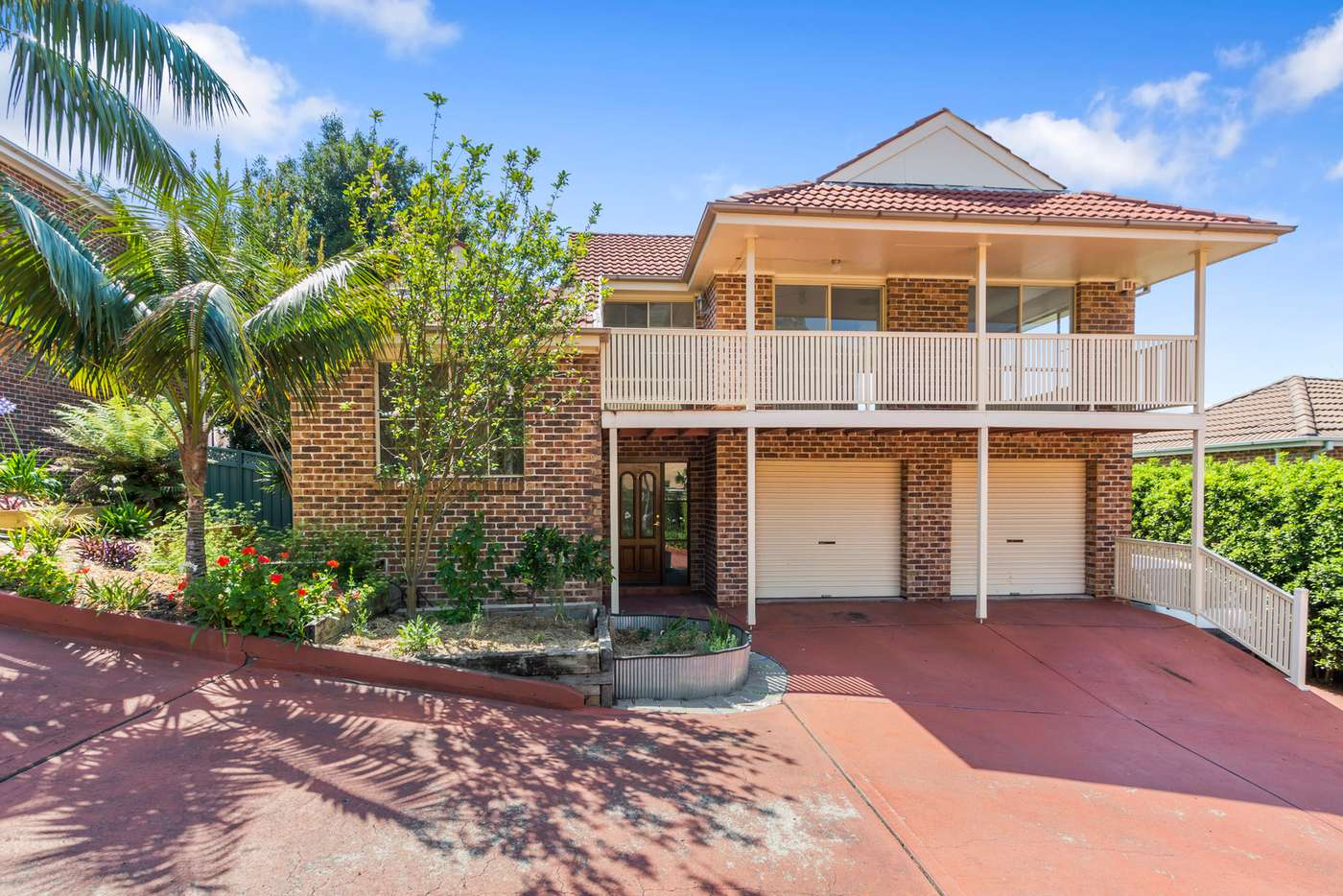 Main view of Homely townhouse listing, 7/13 Parmenter Avenue, Corrimal NSW 2518