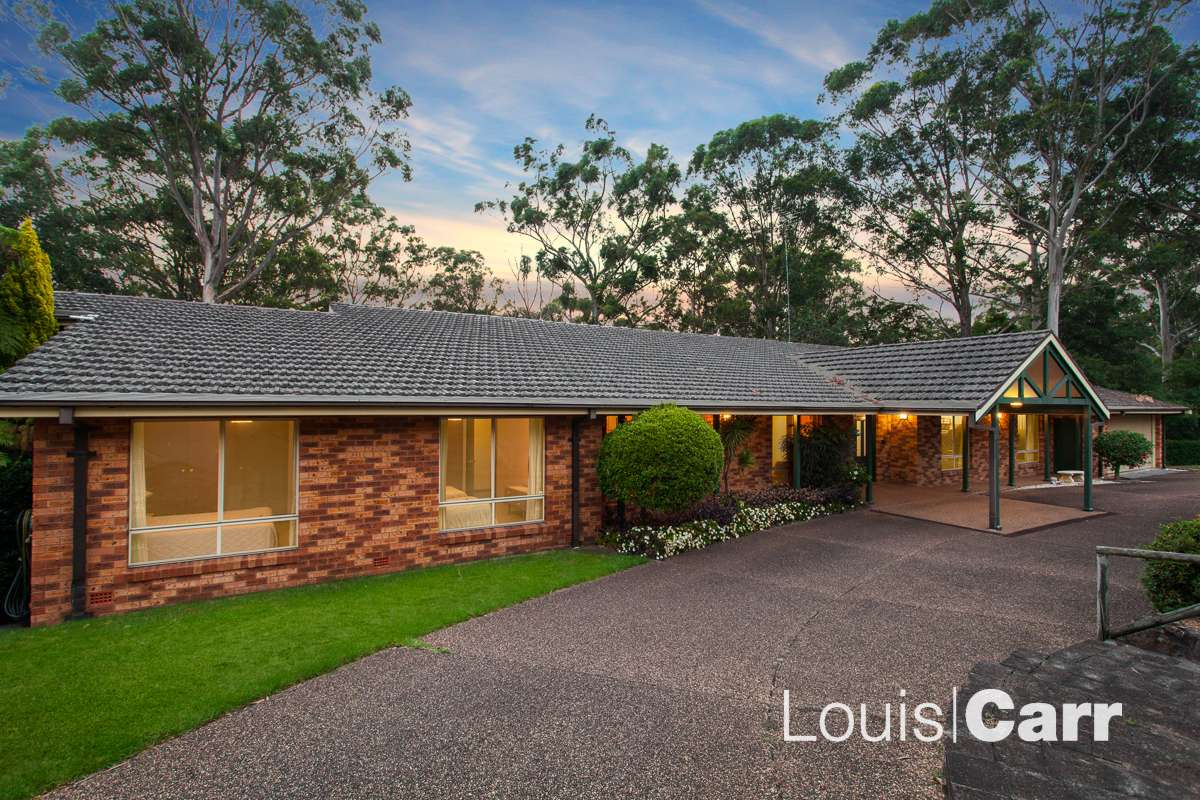 Main view of Homely house listing, 8 Roma Court, West Pennant Hills, NSW 2125