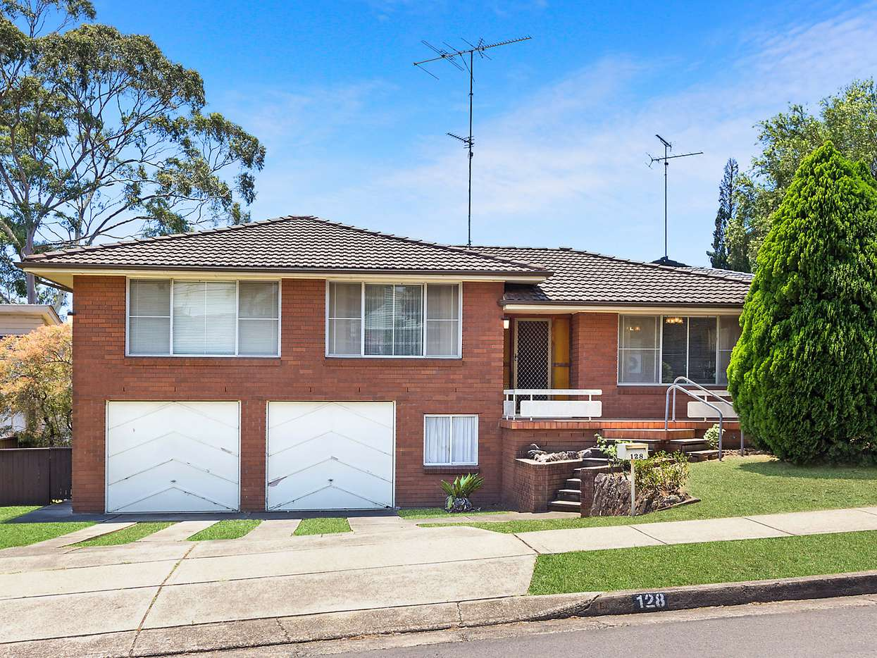 Main view of Homely house listing, 128 Caroline Chisholm Drive, Winston Hills, NSW 2153