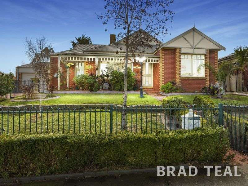 Main view of Homely house listing, 8 Lalor Crescent, Sunbury, VIC 3429