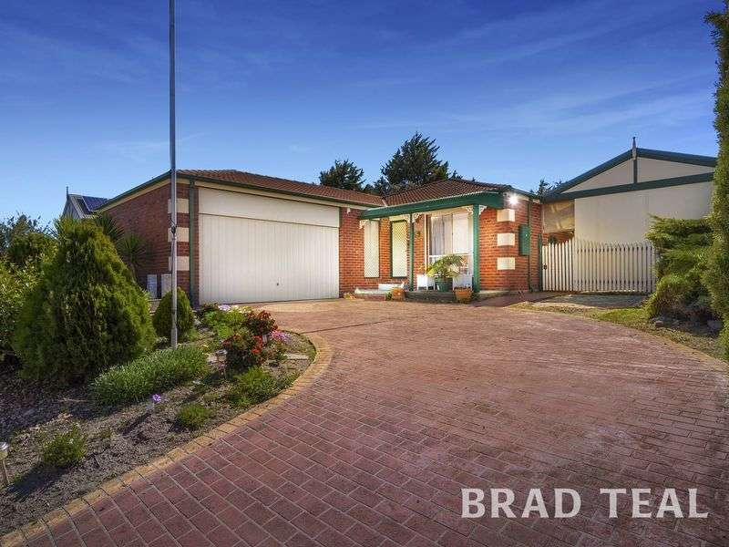 Main view of Homely house listing, 6 Lalor Crescent, Sunbury, VIC 3429