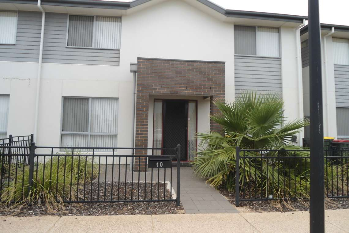Main view of Homely townhouse listing, 10 St Lawrence Avenue, Andrews Farm, SA 5114