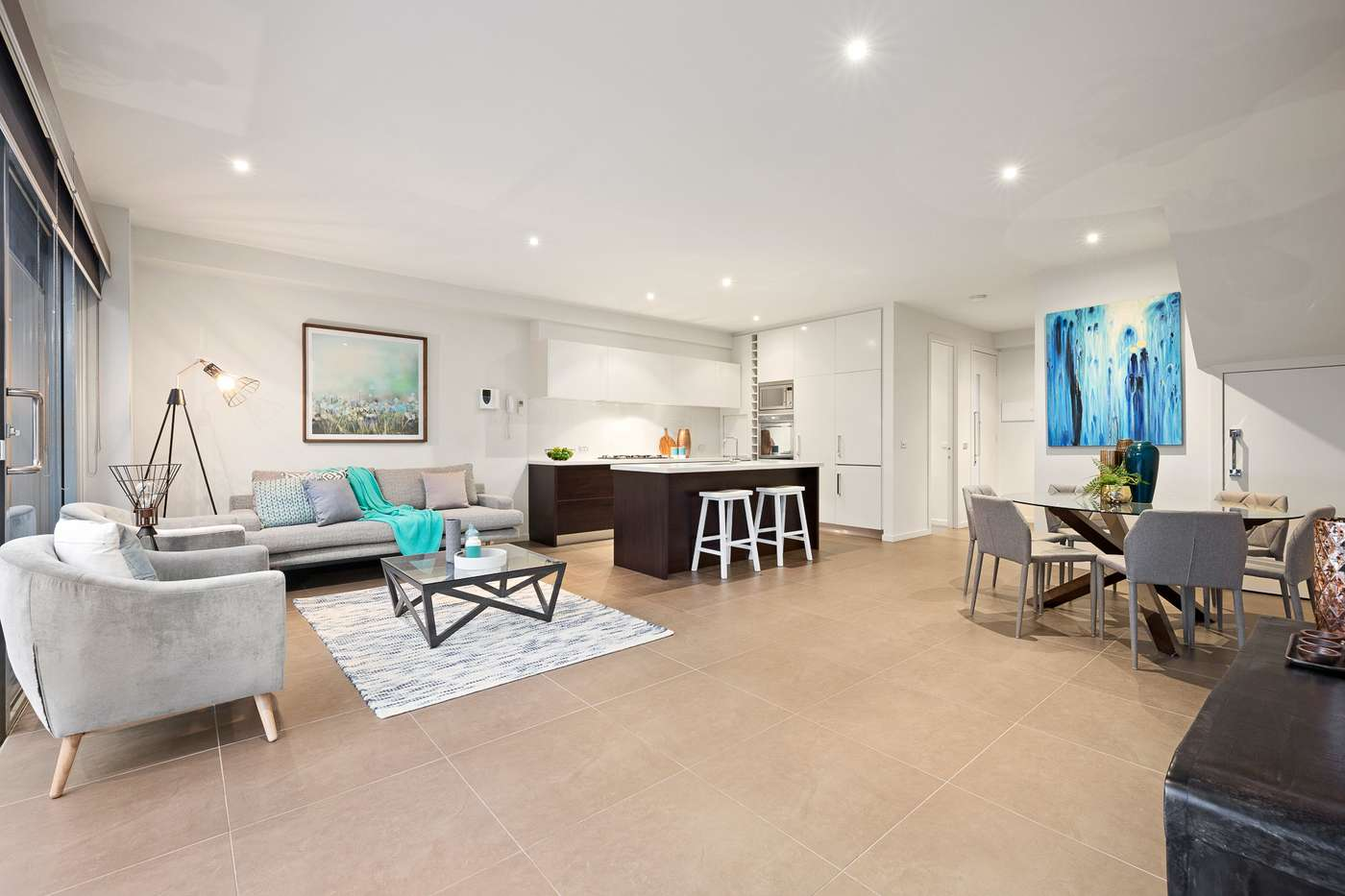 Main view of Homely townhouse listing, 18B Churchill Street, Doncaster East, VIC 3109