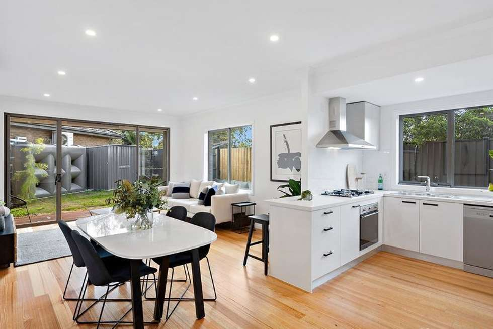 Third view of Homely townhouse listing, 3/21 Diosma Drive, Glen Waverley VIC 3150