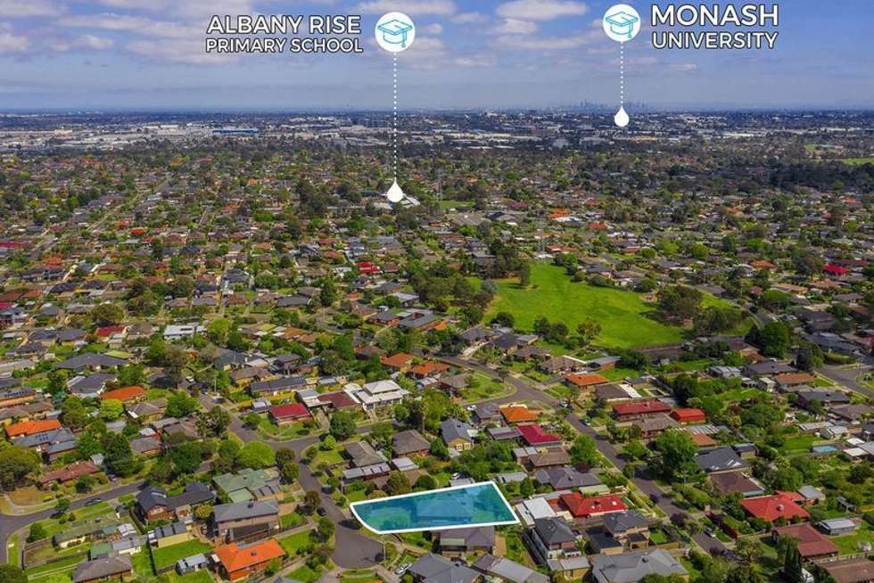 Second view of Homely house listing, 2 Omeo Court, Mulgrave VIC 3170