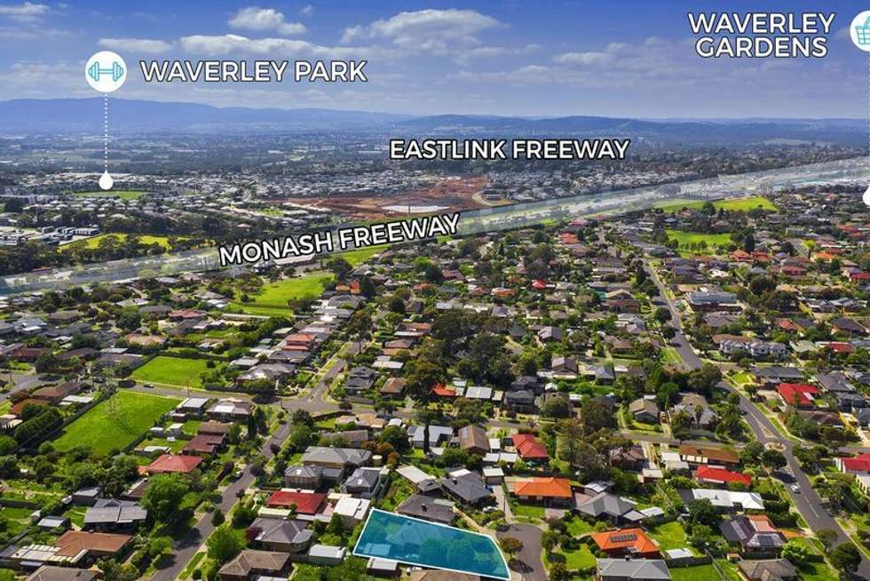Fourth view of Homely house listing, 2 Omeo Court, Mulgrave VIC 3170