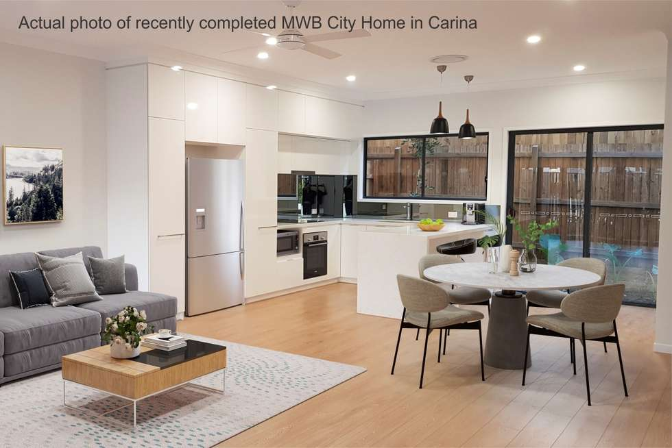 Second view of Homely townhouse listing, 4d/27 Herbertson Road, Carina Heights QLD 4152