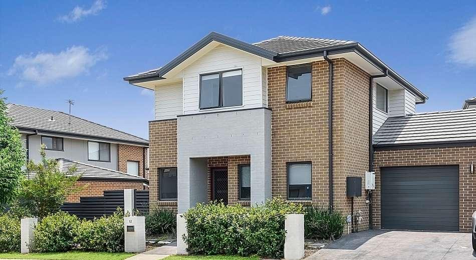 12 Cricketers Avenue, Penrith NSW 2750