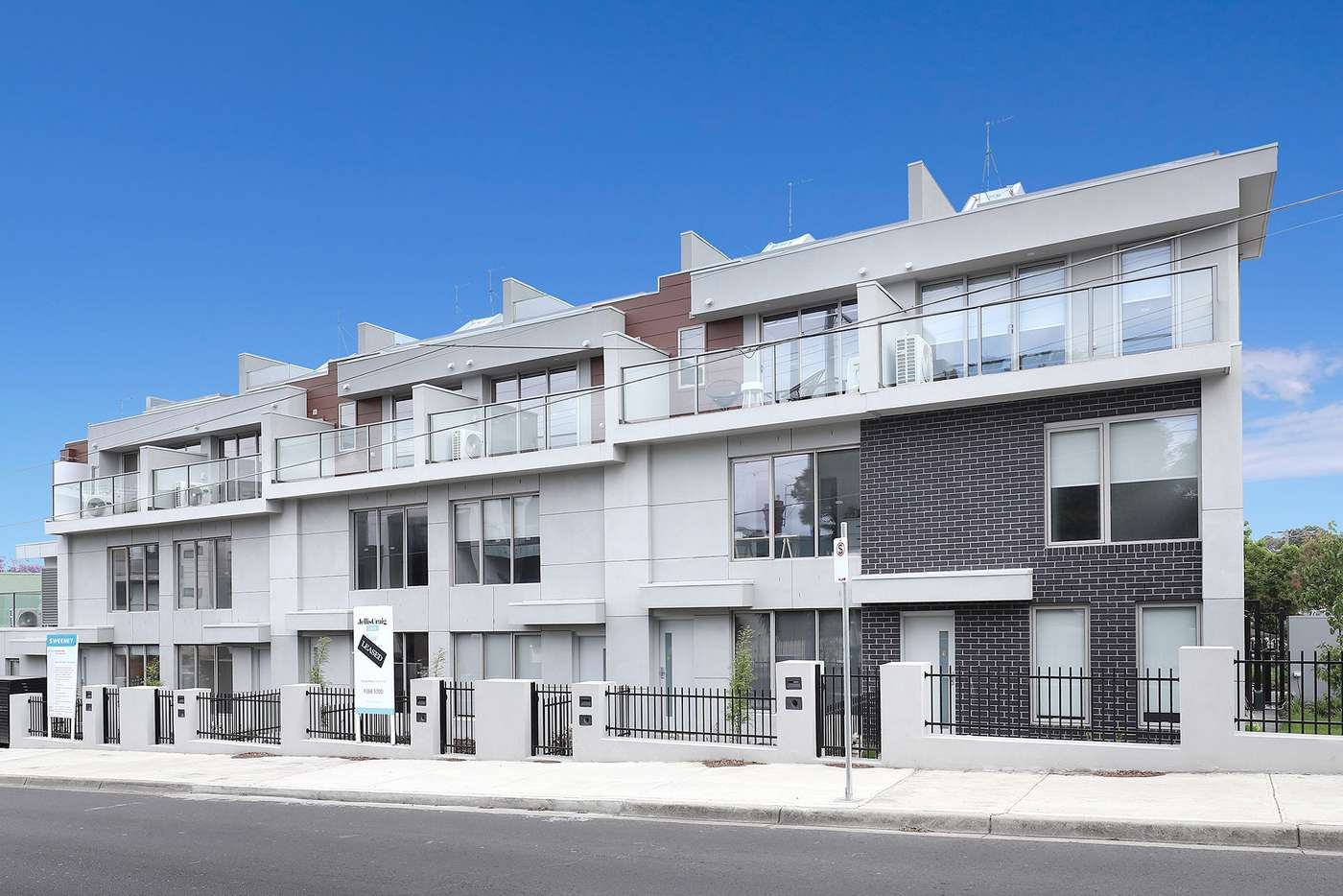 Main view of Homely townhouse listing, 12/501 Albion Street, Brunswick West VIC 3055
